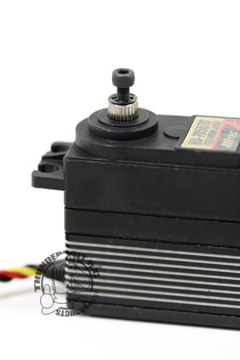 Hitec Servo with Socket Head Cap Screw