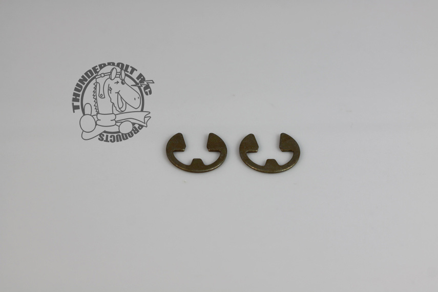 Replacement E-Clips (large)