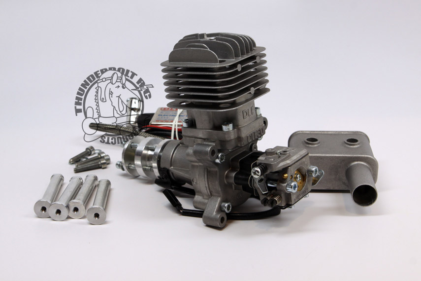 DLE-30 V2 - Rear Carb - Gas Engine