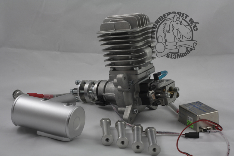 DL-50 Gasoline Engine (Generation 2)