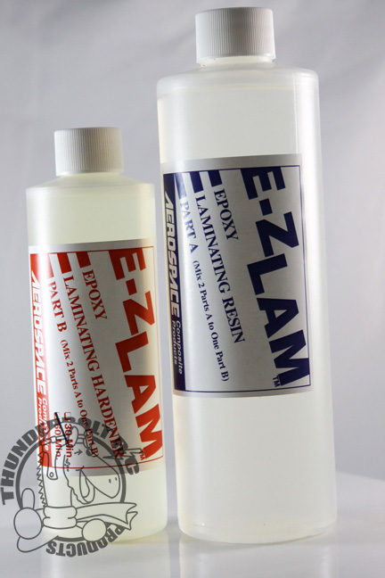 E-Z Lam - Epoxy Laminating Resin 1-1/2 Pints (30 Minute)
