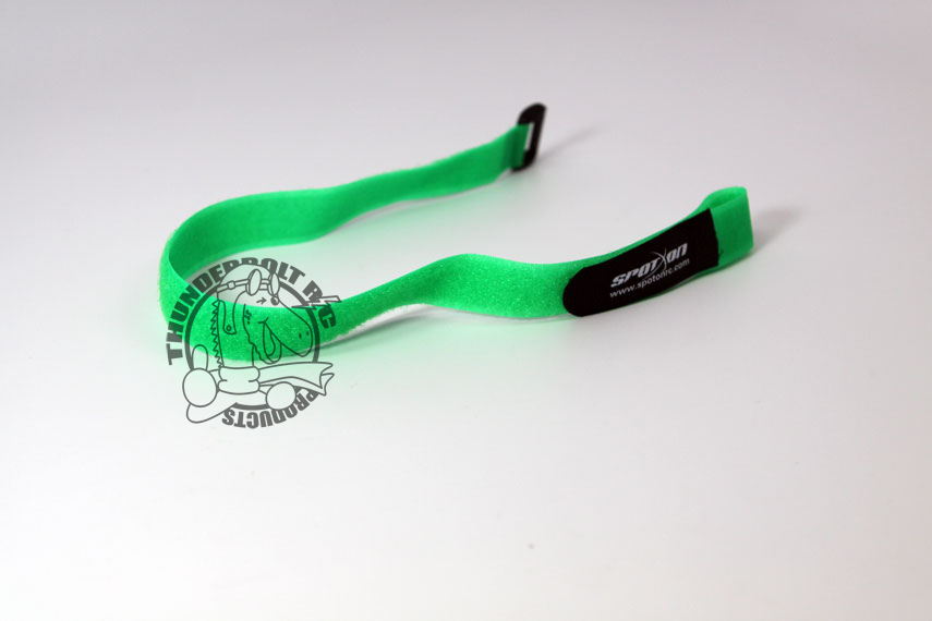 "Spot ON Velcro Strap 20"" - Green (2)"