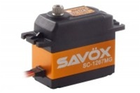 Savox SC-1267SG Super Speed Steel Gear Digital Servo HV